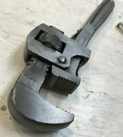 "Vintage Pexto Pipe Wrench  10"" - used"