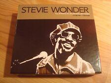 CD : STEVIE WONDER Classic Album Selection 1972-1978 5 CD BOX ( Coffret CD )