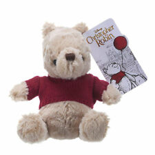 Posh Paws Disney Christopher Robin Coll.- Winnie the Pooh Plush Toy 7in 37487