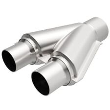 """Magnaflow 10748 Exhaust Tru-Y Pipe 2"""" Dual Inlet/2.5"""" Single Outlet"""
