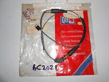 MAZDA 323 (1976-80) FA4 SERIES NEW REAR HANDBRAKE CABLE - MBC 1044 BC2021