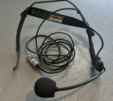 Mini XLR Ohrbügel undirektionales Mikrofon XLR 4 Pin Wired Headset Boom