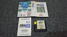 Sega Megadrive fifa 95 soccer testé et complet