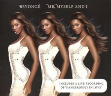 BEYONCE Me myself and I     2 TRACK CD  NEW - NOT SEALED