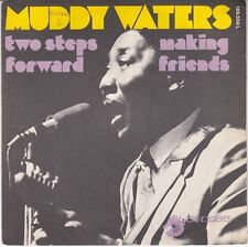45 T SP MUDDY WATERS *TWO STEPS FORWARD* (BIEM)