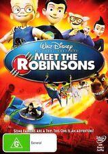 MEET THE ROBINSONS : NEW DVD
