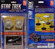 Star Trek U.S.S. Enterprise NCC-1701 Ships of the Line AMT Model Kit AMT914 USS