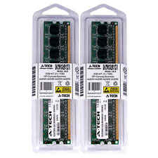 2GB KIT 2 x 1GB HP Compaq Business dx2020 dx2080 dx2200 dx2250 Ram Memory