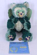Robert Raikes Mohair Shimerina Butterfly Bear Cert. 368/450 w Certificate