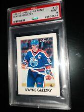 19817 O-Pee-Chee  Minis   Wayne Gretzky   PSA MINT 9