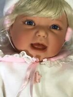 Lee Middleton doll Yesterday's Dream Girl # 957/2500 in box (AA)
