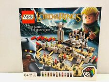 LEGO 50011 Lord of the Rings THE BATTLE OF HELM'S DEEP Game Sealed NEW, RARE Exc