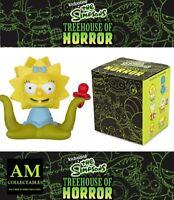 Kidrobot - The Simpsons - Treehouse Of Horror - Alien Maggie Figura Nuovo