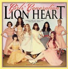 SNSD GIRLS' GENERATION [LION HEART] 5th Album CD+Photobook+Card K-POP SEALED