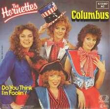 """The Hornettes - Columbus (7"""", Single) Vinyl Schallplatte - 1585"""