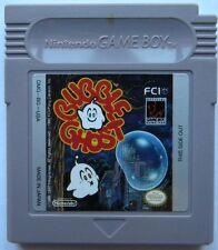BUBBLE GHOST USA NINTENDO GAME BOY CARTUCCIA GIOCO ONLY CARTRIDGE