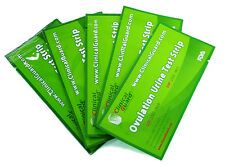 5 LH Ovulation Test Strip - FDA Approved From US