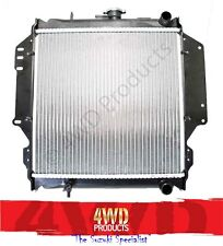 Radiator ass'y w/cap - Suzuki Sierra SJ50 G13A SJ70 G13BA Drover 1.3 (84-96)