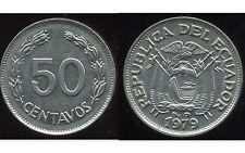 EQUATEUR  50 centavos  1979  ( bis )