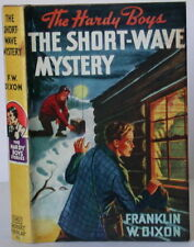 FRANKLIN DIXON Hardy Boys: Short-Wave Mystery 1ST ED