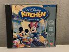 My Disney Kitchen Cd-rom Disney Interactive Computer Game (windows/mac, 1999)