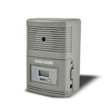 Wireless Doorbell PIR Motion Sensor Alarm Shop Home Door Bell Chime LCD Counter