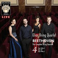 L Van Beethoven - Beethoven The Complete String Quartets [CD]