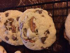 Homemade chocolate chip pecan  cookies 24