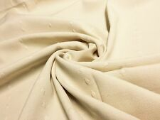 100% COTTON DAMASK CURTAIN UPHOLSTERY FABRIC 1.5 METRES
