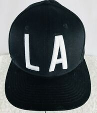 Last Kings Official Cap Black LA Suede Bottom Bill Baseball Hip Hop Snapback