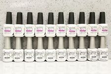 HOT SET Harmony Gelish Kit- 10 FOUNDATION BASE & 10 TOP COAT .5oz Wholesale Lot
