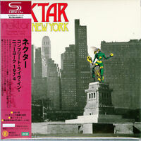 NEKTAR-COMPLETE LIVE IN NEW YORK-JAPAN 2 MINI LP SHM-CD Ji50