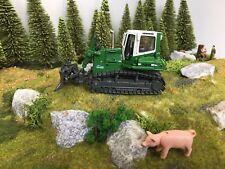 Norscot Liebherr Planierraupe PR 724 Helmreich grün 1:50 NEU OVP Art. 58017