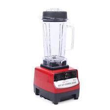 2L 1500W Commercial Blender Mixer Food Juicer Fruit Ice Smoothie Blender 2Hp