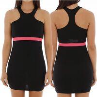 "Jetpilot ""LBD"" Ladies Dress Size 8 - Black/pink"