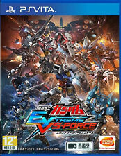Mobile Suit Gundam Extreme VS Force HK Chinese Subtitle Japan Voice PSVita NEW