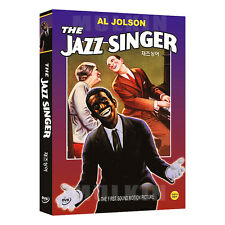 The Jazz Singer (1927) DVD - Alan Crosland (*New *Sealed *All Region)