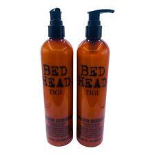 2x Tigi Bed Head Colour Goddess Oil Infused Shampoo For Coloured Hair 13.5 oz