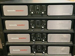 Mc2 T2000 (branded Dynaudio) Power Amplifiers REDUCED