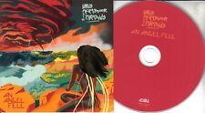 IDRIS ACKAMOOR & THE PYRAMIDS An Angel Fell 2018 UK 8-trk promo CD