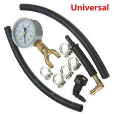 Universal Car Fuel Injection Pump Pressure Gauge Tester Car Gasoline Tester Tool
