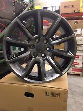 4 NEW 2016 GMC Denali Wheels 22x9 Silver OE Chevy Hyper Silver Yukon Tahoe
