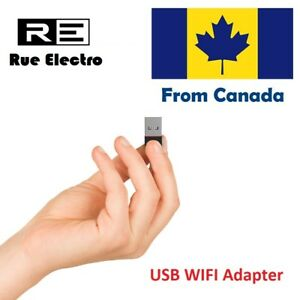 USB WiFi Wireless Mini Adapter Network Dongle 150Mbps Windows MAC Linux 802.11n