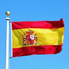 Spanish Flag Large 3'x5' Spanish Flag the Spain National Flag Esp Gocg New Pop