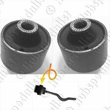 FRONT LOWER CONTROL ARM  STRUT ROD BUSHING FOR 1995-2000 LEXUS LS400 PAIR