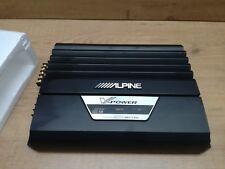 Alpine mra-f350 DSP 5.1 Surround Sound Amplificateur finale Dolby Digital DTS VOITURE