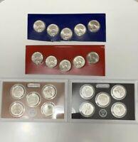 2019 S,S,P,D Quarter Update Set 20 Coins includes Silver .999 Silver Pristine