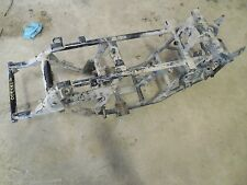 honda trx200 fourtrax trx200d main bare frame 1991 1990 1992 1993 1994 1995 1997
