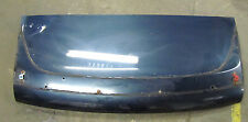 Toyota MR2 MK2 Rev1 Type Boot Lid Green 742 -Mr MR2 Used Parts
