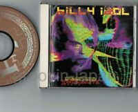 BILLY IDOL Cyberpunk JAPAN CD w/PS TOCP-7793 Free S&H No OBI, No Insert FREE S&H